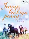 Cover for Jennys bråkiga ponny
