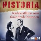 Cover for Kärleksaffären som förändrade historien