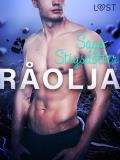 Cover for Råolja - erotisk novell