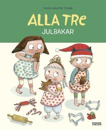 Cover for Alla tre julbakar