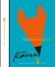 Cover for Räven