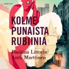 Cover for Kolme punaista rubiinia