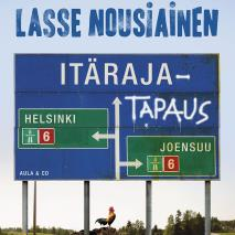 Cover for Itärajatapaus