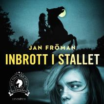 Cover for Inbrott i stallet