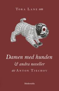 Cover for Om Damen med hunden och andra noveller av Anton Tjechov