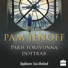 Cover for Paris försvunna döttrar