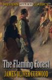 Cover for The Flaming Forest