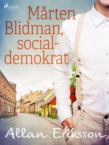 Cover for Mårten Blidman, socialdemokrat
