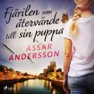 Cover for Fjärilen som återvände till sin puppa
