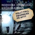 Cover for Kallt fall granskas på nytt