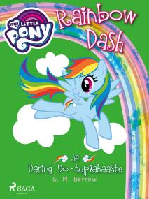 Cover for My Little Pony - Rainbow Dash ja Daring Do - tuplahaaste