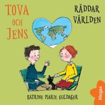 Cover for Tova och Jens räddar världen