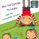 Cover for Den fnissande flickan med den hissnande hickan
