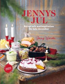 Cover for Jennys jul : Recept och matinspiration för hela december