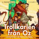 Cover for Trollkarlen från Oz
