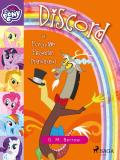 Cover for My Little Pony - Discord ja Ponyville Playersin Dramarama