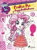 Cover for My Little Pony - Equestria Girls - Pinkie Pie ja kuppikakkukaaos