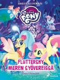 Cover for My Little Pony - Equestriaa edemmäs - Fluttershy meren syövereissä