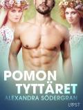 Cover for Pomon tyttäret - eroottinen novelli
