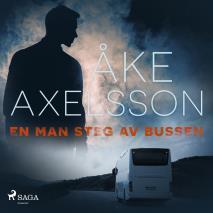 Cover for En man steg av bussen