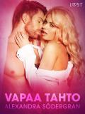 Cover for Vapaa tahto - eroottinen novelli