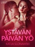 Cover for Ystävänpäivän yö - eroottinen novelli