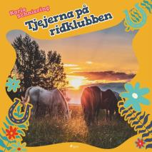 Cover for Tjejerna på ridklubben