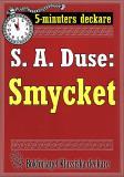 Cover for 5-minuters deckare. S. A. Duse: Smycket. En historia. Återutgivning av text från 1923