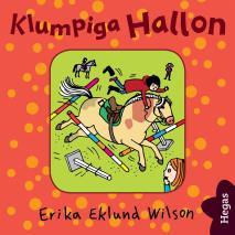 Cover for Klumpiga Hallon