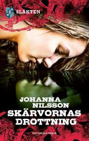 Cover for Skärvornas drottning