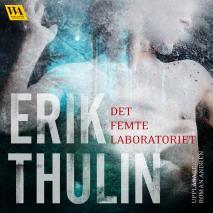 Cover for Det femte laboratoriet