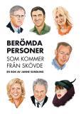 Cover for Berömda personer som kommer från Skövde