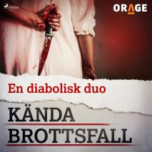 Cover for En diabolisk duo
