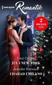 Cover for Jul i New York/Charad i Milano