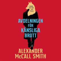 Cover for Avdelningen för känsliga brott