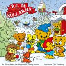 Cover for Bamse - Jul på Kullarna