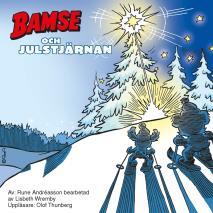 Cover for Bamse och julstjärnan