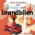 Cover for Bojan och brandbilen