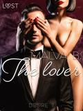 Cover for Desire 11: The Lover