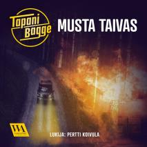 Cover for Musta taivas