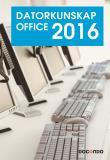 Cover for Datorkunskap Office 2016