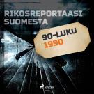 Cover for Rikosreportaasi Suomesta 1990