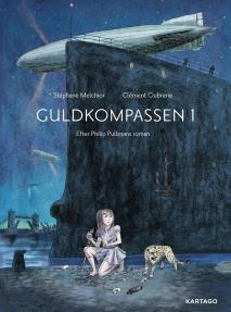 Cover for Guldkompassen 1