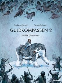 Cover for Guldkompassen 2