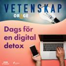 Cover for Dags för en digital detox