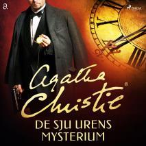 Cover for De sju urens mysterium
