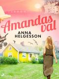 Cover for Amandas val