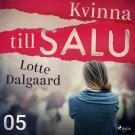 Cover for Kvinna till salu 5