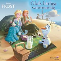 Cover for Frost - Olofs härliga sommardag Lätt att läsa