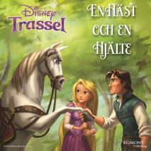 Cover for Trassel - En häst och en hjälte Lätt att läsa